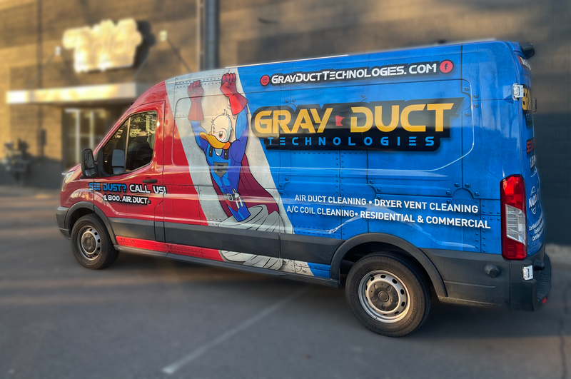 Gray Duct Technologies White Glove Service